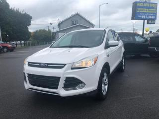 Used 2014 Ford Escape AWD 4DR SE for sale in Terrebonne, QC