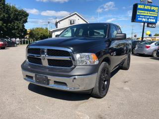 Used 2016 RAM 1500 AWD QUAD CAB 140.5 for sale in Terrebonne, QC