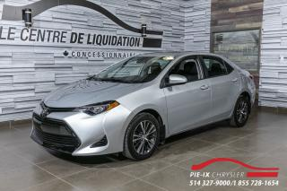 Used 2019 Toyota Corolla for sale in Montréal, QC