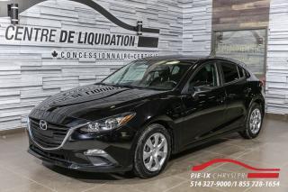 Used 2015 Mazda MAZDA3 GX for sale in Montréal, QC