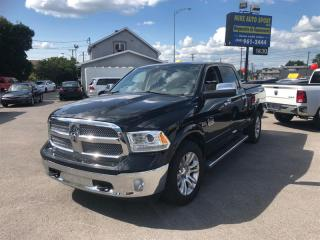Used 2014 RAM 1500 AWD CREW CAB 149 for sale in Terrebonne, QC