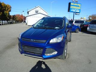 Used 2014 Ford Escape 4 portes SE, Traction intégrale for sale in Terrebonne, QC