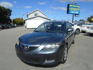 Used 2008 Mazda MAZDA3 4dr Sdn for sale in Terrebonne, QC