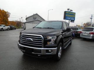 Used 2016 Ford F-150 Cab SuperCrew 4RM 145 po XLT for sale in Terrebonne, QC