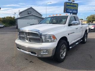 Used 2011 RAM 1500 AWD QUAD CAB 140.5 for sale in Terrebonne, QC