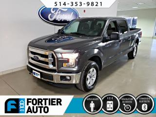 Used 2016 Ford F-150 Xlt Cab SuperCrew 4RM 157 po for sale in Montréal, QC