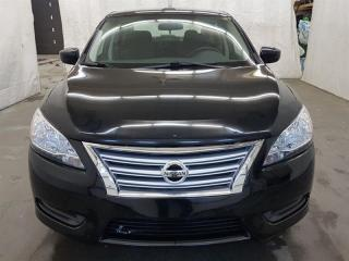 Used 2014 Nissan Sentra S A/c for sale in St-Eustache, QC