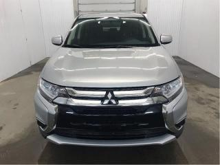 Used 2018 Mitsubishi Outlander ES AWC AWD MAGS Bluetooth for sale in St-Eustache, QC