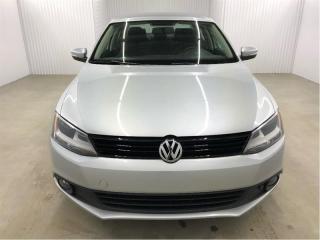 Used 2014 Volkswagen Jetta Tdi Trendline+ A/C *Bas Kilométrage* for sale in St-Eustache, QC