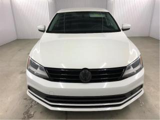 Used 2017 Volkswagen Jetta Tsi Trendline+ A/C Bluetooth for sale in St-Eustache, QC
