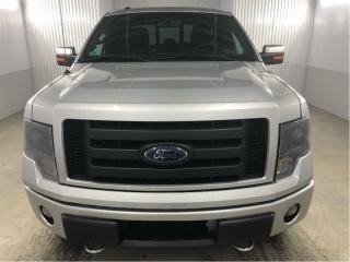Used 2014 Ford F-150 FX4 Décor 4x4 GPS Cuir/Suède Toit Ouvrant MAGS for sale in St-Eustache, QC