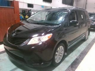 Used 2011 Toyota Sienna LE for sale in Lévis, QC