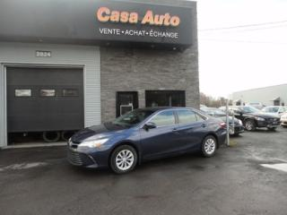 Used 2015 Toyota Camry for sale in Lévis, QC