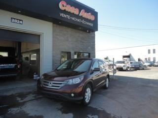 Used 2013 Honda CR-V EX for sale in Lévis, QC