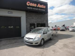 Used 2010 Toyota Yaris CE for sale in Lévis, QC