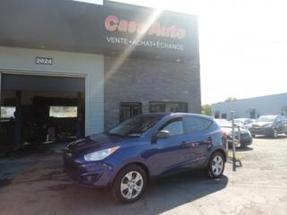 Used 2012 Hyundai Tucson L for sale in Lévis, QC
