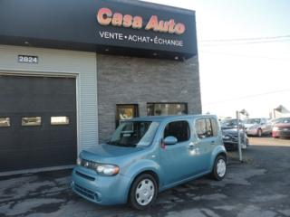 Used 2009 Nissan Cube 1,8 for sale in Lévis, QC
