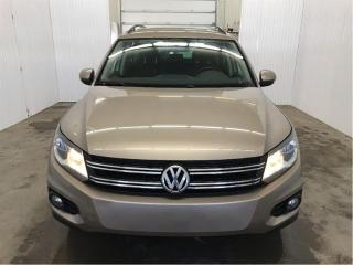 Used 2015 Volkswagen Tiguan Trendline 4Motion AWD MAGS for sale in St-Eustache, QC