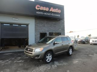 Used 2009 Toyota RAV4 de base for sale in Lévis, QC