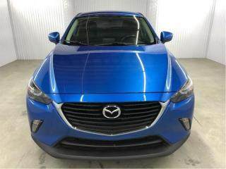 Used 2016 Mazda CX-3 GS Navigation MAGS Bluetooth for sale in St-Eustache, QC