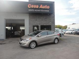 Used 2011 Hyundai Elantra for sale in Lévis, QC