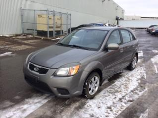 Used 2010 Kia Rio Hayon 5 portes, boîte automatique, Rio5 for sale in Quebec, QC