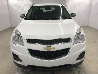 Used 2015 Chevrolet Equinox LS AWD MAGS Bluetooth *Bas Kilométrage* for sale in St-Eustache, QC