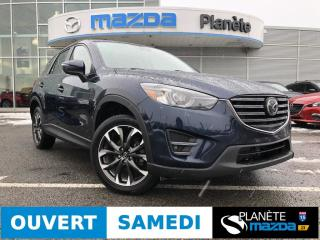 Used 2016 Mazda CX-5 AWD GT CUIR TOIT NAVIGATION for sale in Mascouche, QC