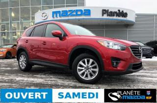 Used 2016 Mazda CX-5 GS AUTO AWD TOIT MAGS GPS HITCH for sale in Mascouche, QC