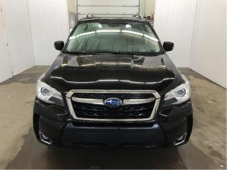 Used 2017 Subaru Forester XT Limited AWD EyeSight GPS Cuir Toit Pano MAGS for sale in St-Eustache, QC