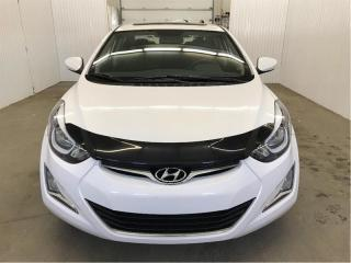 Used 2015 Hyundai Elantra Sport Toit Ouvrant MAGS Bluetooth for sale in St-Eustache, QC