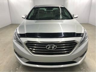 Used 2015 Hyundai Sonata GLS A/C MAGS Bluetooth for sale in St-Eustache, QC