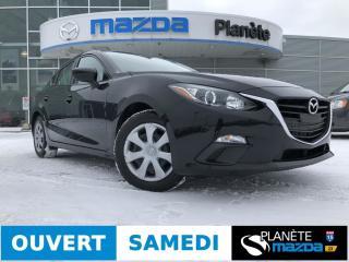 Used 2015 Mazda MAZDA3 GX AUTO AIR BLUETOOTH for sale in Mascouche, QC