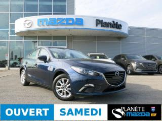 Used 2015 Mazda MAZDA3 GS AUTO AIR MAGS CRUISE BLUETOOTH for sale in Mascouche, QC