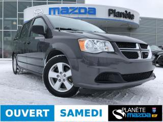 Used 2017 Dodge Grand Caravan AUTO AIR CRUISE CUIR MAGS for sale in Mascouche, QC