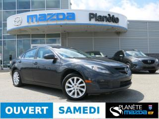 Used 2013 Mazda MAZDA6 GS AUTO AIR MAGS CRUISE BLUETOOTH for sale in Mascouche, QC