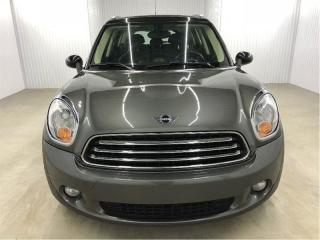 Used 2014 MINI Cooper Countryman Cuir Toit Panoramique MAGS for sale in St-Eustache, QC