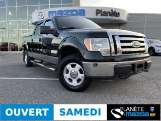 Used 2009 Ford F-150 XLT 4WD Super Crew 4.6L V8 MAGS HITCH DÉMARREUR for sale in Mascouche, QC