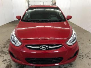 Used 2015 Hyundai Accent Gl A/c Bluetooth for sale in St-Eustache, QC