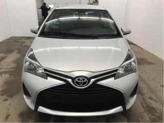 Used 2017 Toyota Yaris LE A/C for sale in St-Eustache, QC