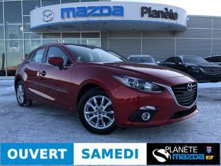 Used 2016 Mazda MAZDA3 Sport GS  AUTO AIR CRUISE BLUETOOTH for sale in Mascouche, QC
