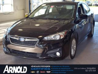 Used 2018 Subaru Impreza Touring for sale in Jonquière, QC