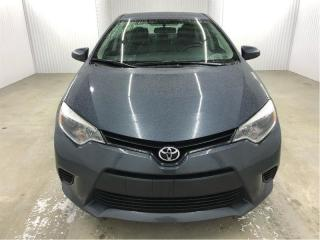 Used 2014 Toyota Corolla CE A/C for sale in St-Eustache, QC