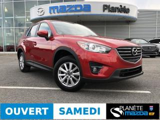 Used 2016 Mazda CX-5 2WD GS AUTO AIR MAGS TOIT NAV BLUETOOTH for sale in Mascouche, QC