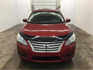 Used 2015 Nissan Sentra SV A/C MAGS Bluetooth for sale in St-Eustache, QC