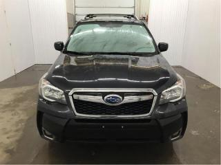 Used 2014 Subaru Forester XT Touring AWD Toit Panoramique MAGS for sale in St-Eustache, QC
