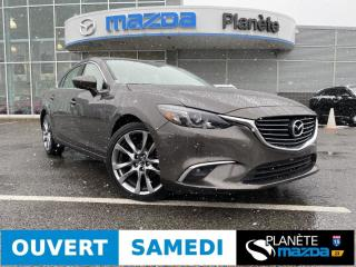 Used 2016 Mazda MAZDA6 GT AUTO NAV CUIR BOSE TOIT MAGS for sale in Mascouche, QC