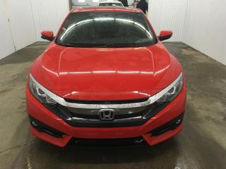Used 2016 Honda Civic EX-T Turbo Toit Ouvrant Mags for sale in St-Eustache, QC