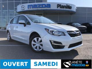 Used 2015 Subaru Impreza for sale in Mascouche, QC