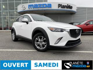Used 2016 Mazda CX-3 GS AWD AUTO AIR MAGS DÉMARREUR CRUISE for sale in Mascouche, QC